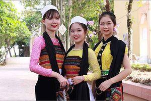 Nữ sinh dân tộc Thái đạt 27,5 điểm khối C ước mơ trở thành luật sư