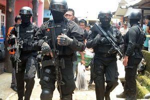 Cảnh sát Indonesia hạ 3 đối tượng tình nghi khủng bố