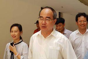 Bà con Thủ Thiêm bỏ việc đi gặp Bí thư Nguyễn Thiện Nhân