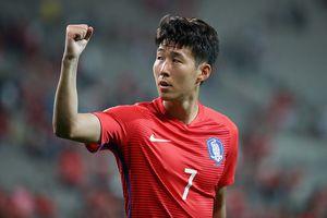 Quyết bảo vệ HCV ASIAD, Olympic Hàn Quốc nhờ cậy Son Heung-min