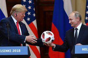 Putin khẳng định Nga không can thiệp bầu cử Mỹ
