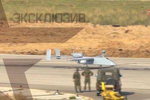 Israel bắn rụng UAV bán cho Nga?