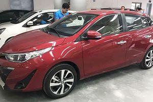 Cận cảnh Toyota Yaris 2018 về VN trước ngày ra mắt