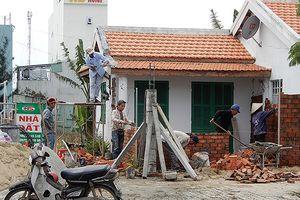 Đà Nẵng phân cấp quận huyện cấp phép xây dựng công trình cấp 3,4, nhà ở riêng lẻ