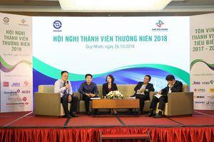HOSE và HNX tổ chức hội nghị thành viên thường niên năm 2018