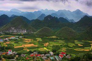Vẻ đẹp Hà Giang những ngày vào hạ