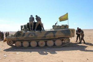 Người Kurd Syria càn quét thung lũng Deir Ezzor, IS phản công chiếm mỏ dầu
