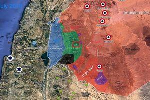 Quân đội Syria bức hàng địch ở Daraa và Quneitra, sắp tấn công IS trên cao nguyên Golan
