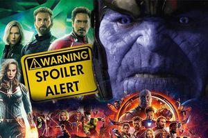 Tổng hợp những 'spoiler' mà dàn cast của 'Avengers 4' đã lỡ miệng tiết lộ