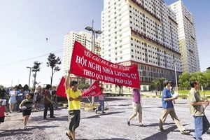 Toàn cảnh tranh chấp chung cư: 108 dự án 'bùng phát', địa phương nói không cần sửa luật