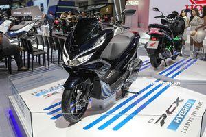 Cận cảnh Honda PCX Hybrid chuẩn bị được bán ra tại Thái Lan