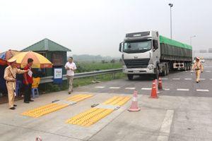 VEC: Tăng cường kiểm soát tải trọng trên các tuyến cao tốc
