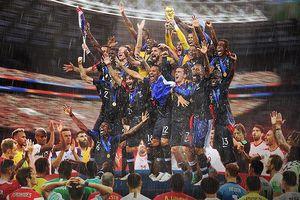 Biếm họa 24h: MXH 'xôn xao' về chức vô địch World Cup 2018 của ĐT Pháp