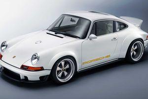 Porsche 911 đời 1990 giá 1,8 triệu USD đắt hơn siêu xe hiện đại