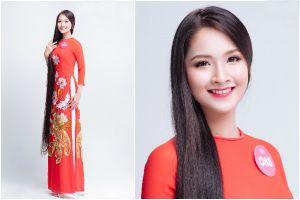 Người đẹp Hoa hậu Việt Nam 2018 khoe suối tóc dài ấn tượng