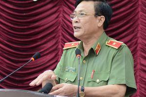 Giám đốc Công an Bình Thuận đi Đức học tập: 'Bình thường'