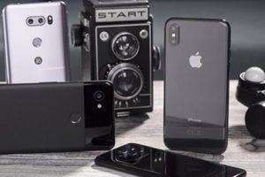 Top smartphone có camera 'đỉnh' nhất thị trường
