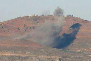 Chiến dịch tấn công quy mô lớn ở Tây Nam Syria