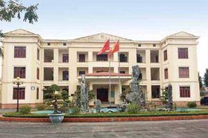 Thanh Hóa: Chủ tịch huyện Quảng Xương bổ nhiệm cấp dưới trái quy định