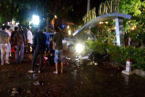 Vụ ô tô 'điên' lao vào quán cà phê tông chết 2 nữ sinh: Tài xế uống rượu trước khi lái xe