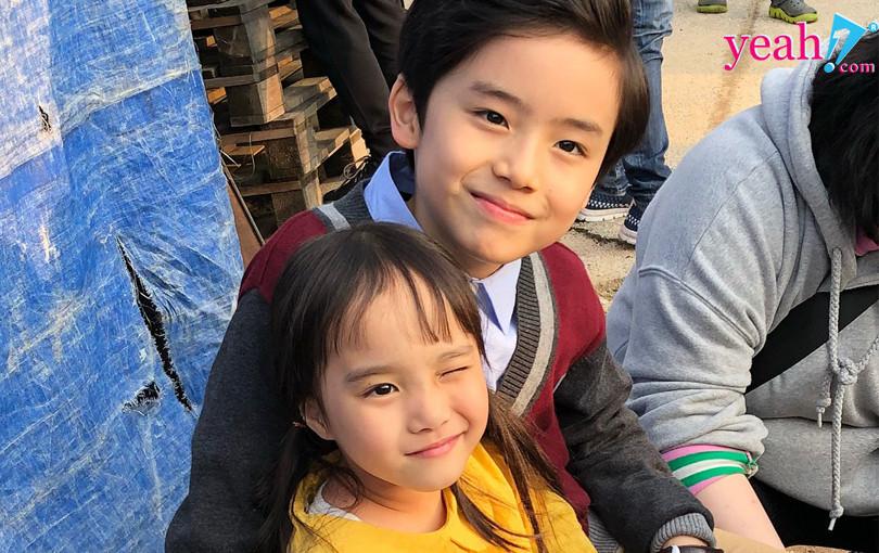 Khán giả phát cuồng trước hai phiên bản nhí của Park Seo Joon và Park Min Young trong 'Thư ký Kim'