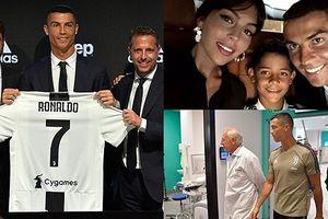 Toàn cảnh ngày Cristiano Ronaldo ra mắt Juventus: Bắt đầu kỷ nguyên mới