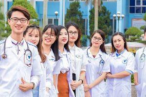 Điểm nhận hồ sơ xét tuyển vào Đại học Y Dược Thái Bình 2018