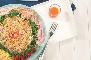'Biến tấu' mì ăn liền theo công thức ngon-nhanh-đủ của chuyên gia dinh dưỡng