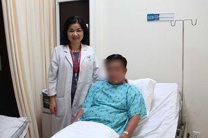 Chàng trai 4 năm đi lại khó khăn vì tắc động mạch