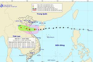 Các địa phương trước giờ 'G' đón bão Sơn Tinh