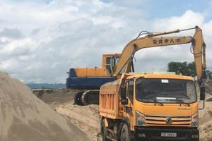 Phú Thọ: Phó Chủ tịch tỉnh cấp phép mỏ cát cho Cty của anh trai?!