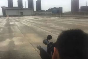 Thực hư súng trường AK phiên bản laser của Trung Quốc