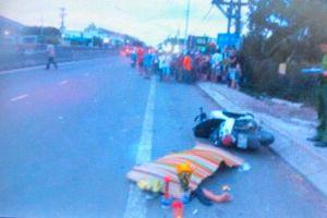 Sau tai nạn chết người, tài xế điều khiển xe đầu kéo trốn khỏi hiện trường