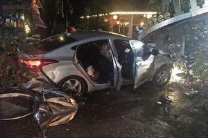 Ô tô lao vào quán cà phê, 2 nữ sinh tử vong: Tạm giam tài xế