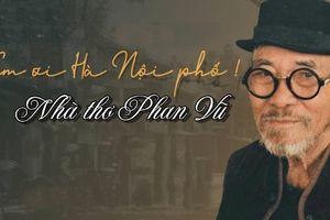 Nhà thơ Phan Vũ mở triển lãm 'Em ơi, Hà Nội phố' tại Sài Gòn