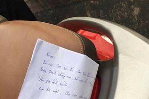Hé lộ nội dung thư tuyệt mệnh của nữ giáo viên mang thai nhảy cầu tự tử