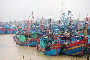 Thanh Hóa: Huy động lực lượng công an giúp dân phòng chống bão số 3