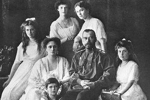 Gia đình Sa hoàng Nicholas Romanov - hoàng đế cuối cùng của Nga