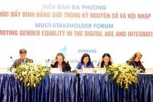 Bình đẳng giới tại Việt Nam đã được thế giới ghi nhận nhưng còn nhiều chỉ số chưa như kỳ vọng