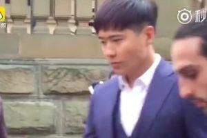Cao Vân Tường cúi mặt xuất hiện ở phiên xử vụ án cưỡng dâm