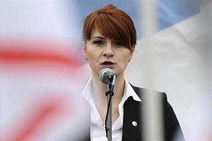 Maria Butina từng chống lại chính quyền Nga