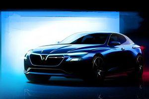 Xe VinFast sẽ ra mắt tại Triển lãm ôtô Paris 2018