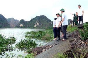 Ninh Bình: Chủ động công tác ứng phó cơn bão số 3
