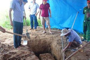Kết luận giám định vụ khai quật tử thi nữ kế toán treo cổ ở đồi thông