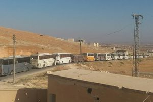 Syria sẽ di tản hàng nghìn dân trong hai thị trấn bị quân thánh chiến bao vây ở Idlib