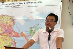 Hải Phòng: Bảo vệ nghiêm ngặt đất trồng lúa, đất rừng