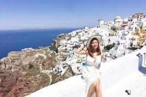 Chấp nhận tiêu tốn gần 50 triệu để đến Santorini một lần trong đời