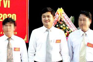Miễn nhiệm Ủy viên UBND tỉnh Quảng Nam với ông Lê Phước Hoài Bảo