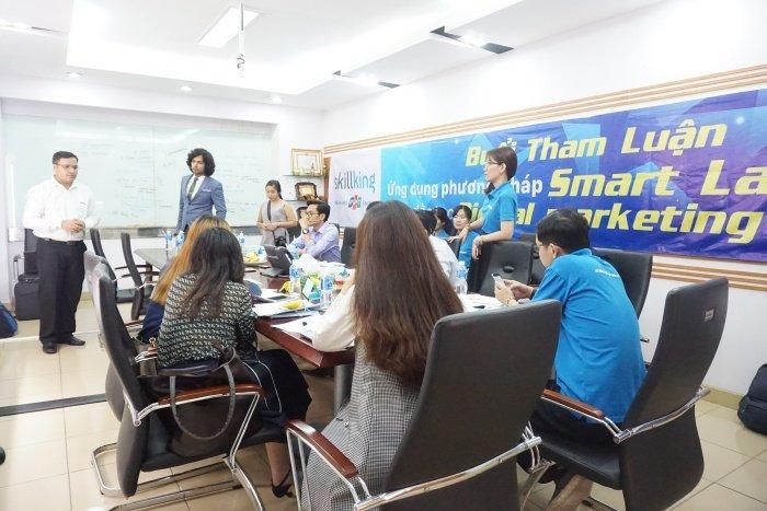Ứng dụng SmartLab Plus: Hướng mới trong đào tạo Digital Marketing