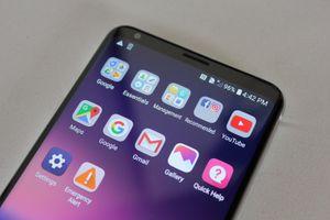 LG V40 ThinQ có thể trang bị 3 camera, nhận diện khuôn mặt 3D